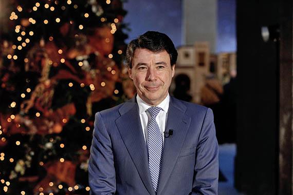 Discurso de Año Nuevo 2013 de Ignacio González, Presidente de la Comunidad de Madrid