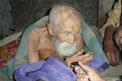 Un homme de 179 ans découvert en Inde : « La mort m'a oublié »
