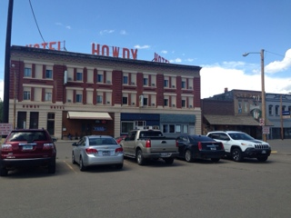 Howdy Hotel In Forsyth