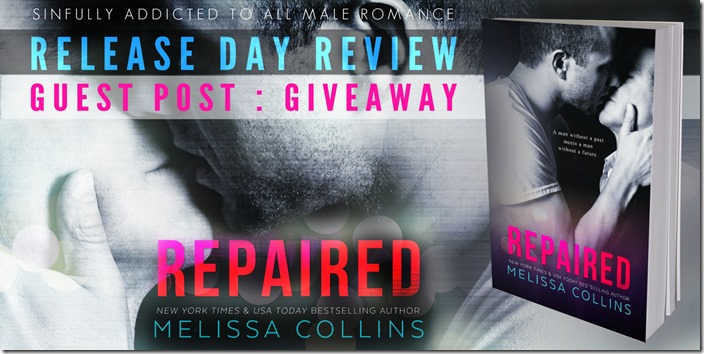Release day Review Repaired