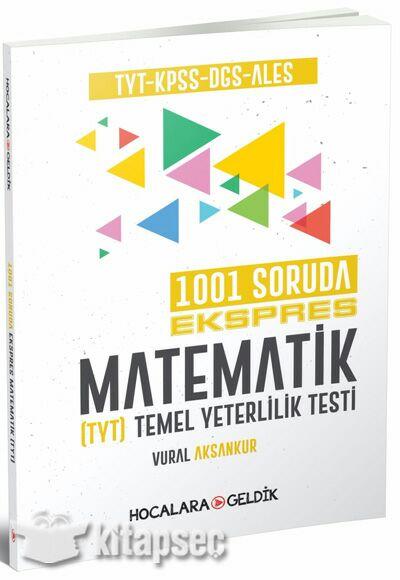 Hocalara Geldik TYT Matematik-Geometri (2018-2019)