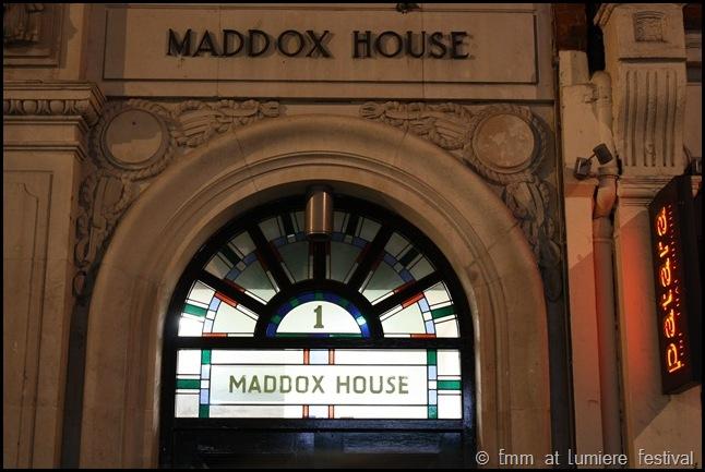 Maddox House