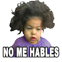 Memes with phrases in Spanish - WAStickerApps icon