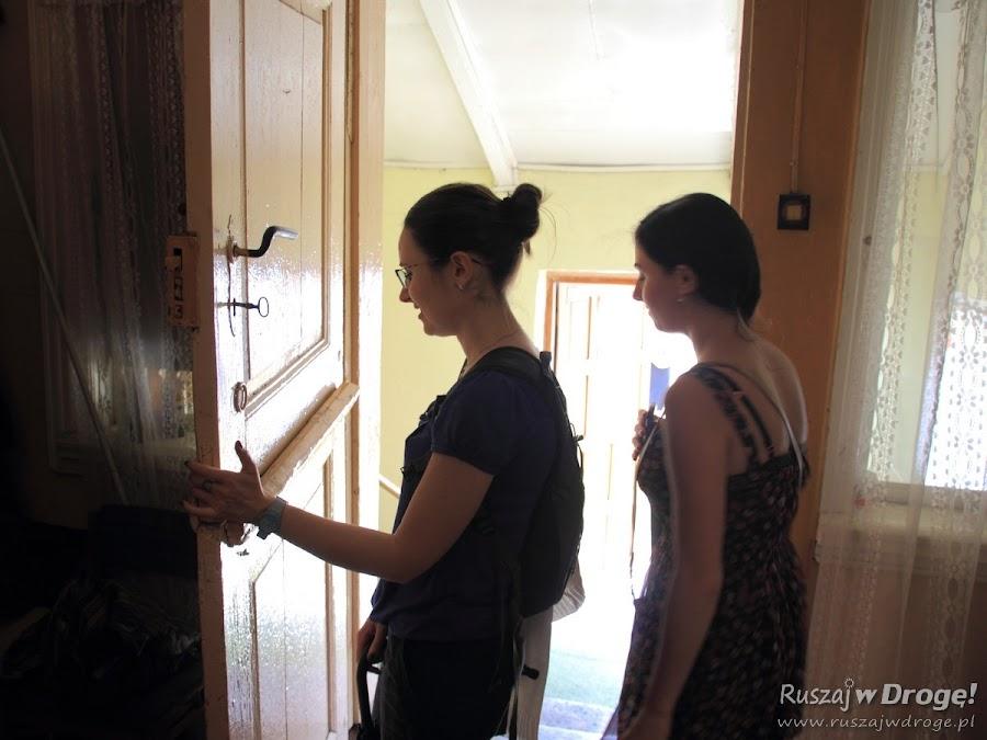 Skarb - drzwi dwoinkowe w Nowej Kościelnicy