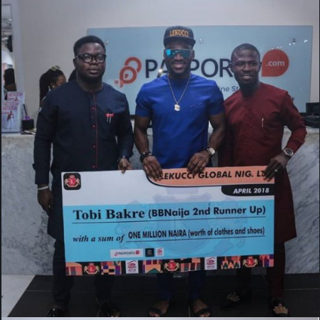 Miracle & Tobi Bag New Endorsements, Get N1M Supply Of Clothes and Shoes