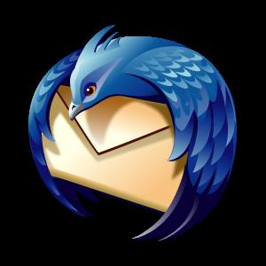 Mozilla Thunderbird 3.1 Logo