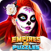 6.  Empires & Puzzles: RPG Quest