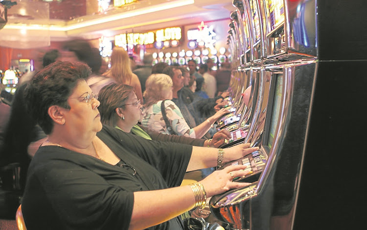 BIG SPENDERS: A PwC report shows that South Africans spent R257.6bn on gambling last year. Picture: THE TIMES