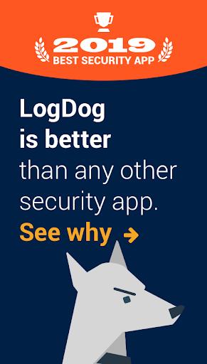 LogDog - Mobile Security 2019 7.5.6.20190820 screenshots 1
