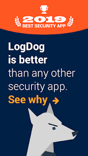 LogDog – Mobile Security 2019 App Download For Android and iPhone 1