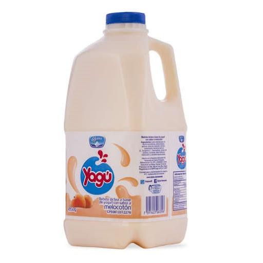 yogurt alpina yagu melocoton 1.85lt
