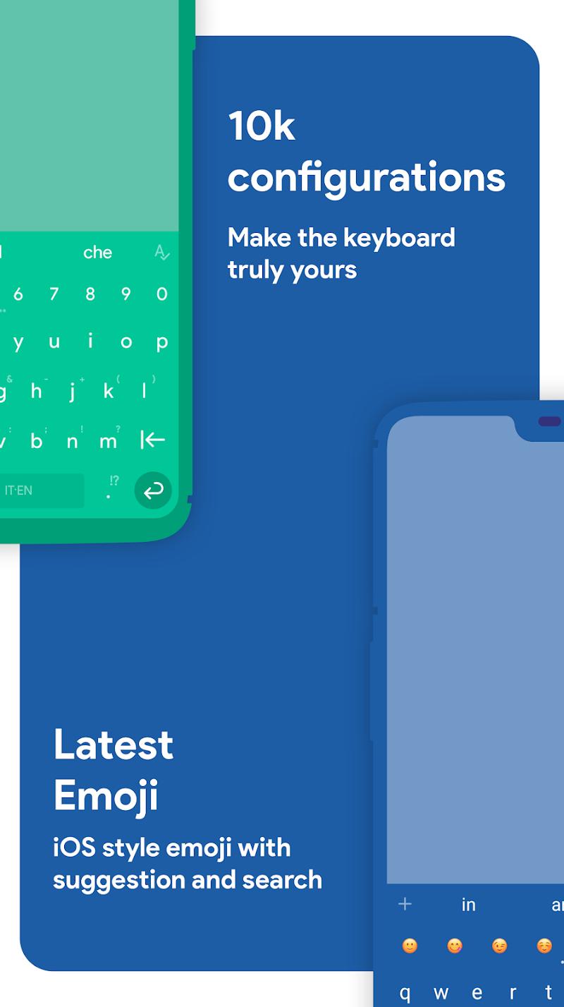 Chrooma - Chameleon Smart Keyboard Screenshot 2