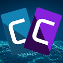 Crypto Cards - Collect and Earn icon