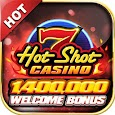 Hot Shot Casino Games - Free Slots Online icon