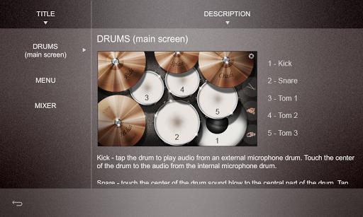 Modern A Drum Kit 2.0.9 screenshots 9