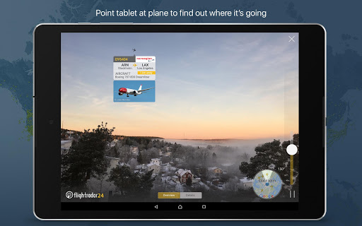 Flightradar24 Flight Tracker 7.9.2 screenshots 11