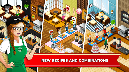 Cafe Panic: Cooking Restaurant 1.7.1 screenshots 13