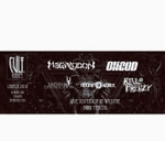 Cult. Models Launch : Megalodon, OhGod, Imperial Destruction & more : ROAR LIVE