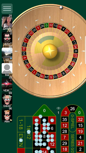 Roulette Online - screenshot