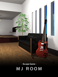 MJ ROOM - escape game -- screenshot thumbnail