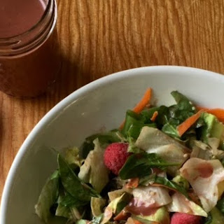 Raspberry Vinaigrette.