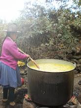 Photo: Wheat soup. ´Nough said.