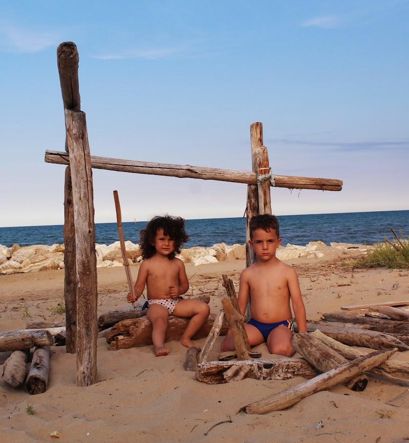 la serenità in un isola che non c'era..o c'era solo per noi.. di Rita84