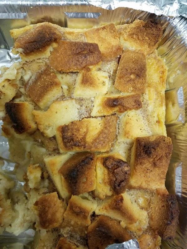 Pound Cake Bread Pudding Recipe