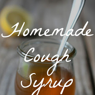 Mama's Soothing Homemade Cough Syrup.