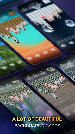 Spider Solitaire World 1.5 screenshots 2