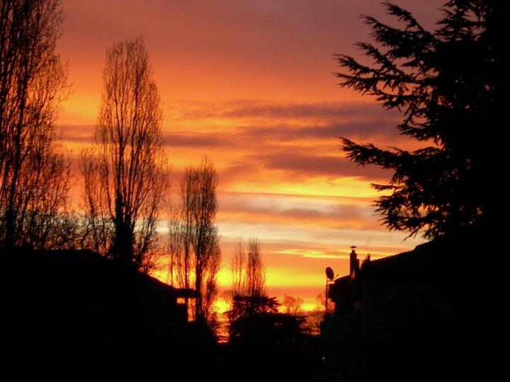 Le fiamme del tramonto di fabio72