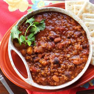 One-Eyed Jack's Vegan Chili