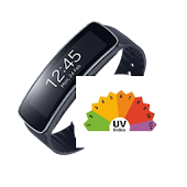 UV Index for Gear Fit