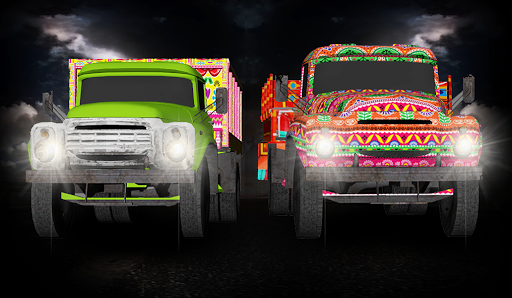 Asian Truck Simulator 2019: Truck Driving Games 2.3 screenshots 2