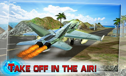 Fighter Jet Attack 3D