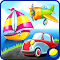 Learning Transport for Kids: Vehicles for Toddlers file APK for Gaming PC/PS3/PS4 Smart TV