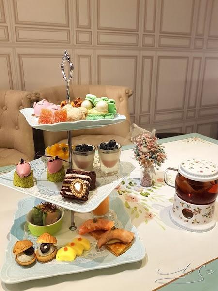 春日甜Bistro Café  中山站下午茶推薦!好吃的餐酒咖啡廳~!網美三層下午茶好拍又好吃!