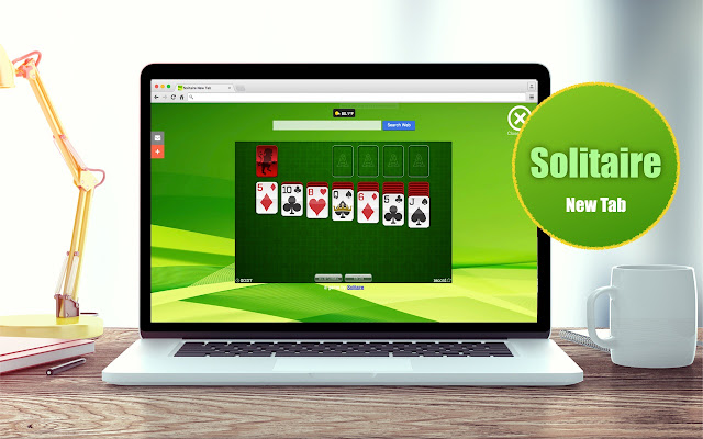 Solitaire New Tab