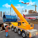 Airport Construction Builder icon
