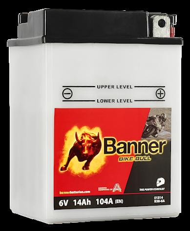 Banner Mc Batteri B38-6A