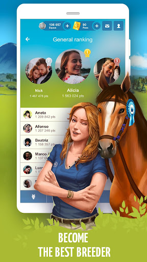 Howrse - free horse breeding farm game 4.0.5 screenshots 7