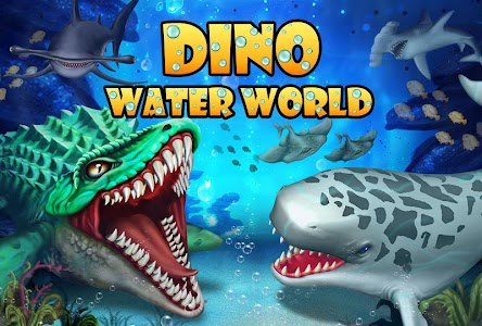 Jurassic Dino Water World 10.17