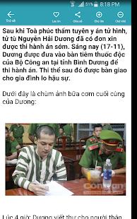 Báo Thanh Niên - náhled