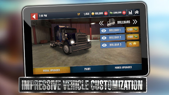 Game Truck Simulator USA APK for Windows Phone