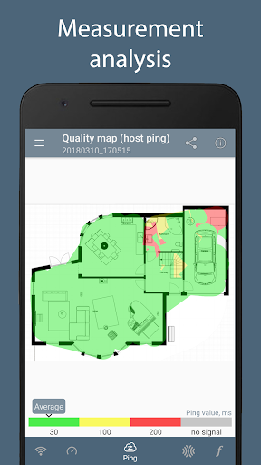 WiFi Heatmap by Wi-Fi Solutions (Google Play, United States
