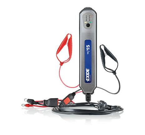 Exide batteriladdare 15,0 amp