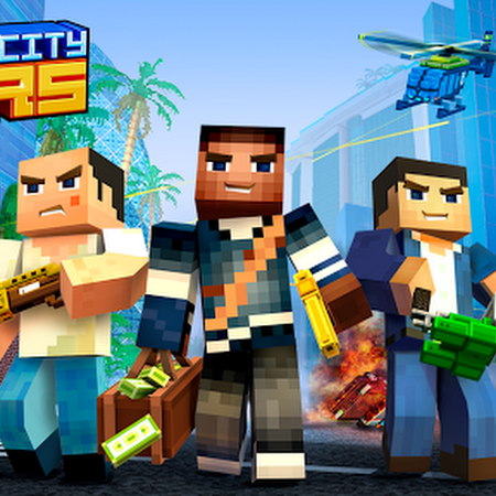 Block City Wars v6.6.4 (Mod Money)