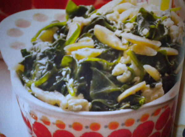 Spinach Saute Recipe