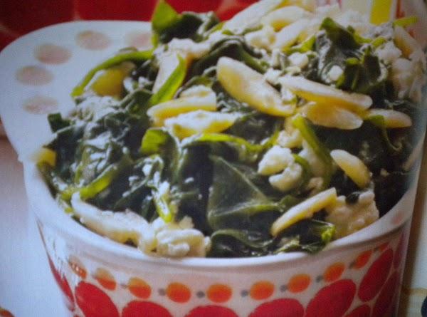 Spinach Saute Recipe