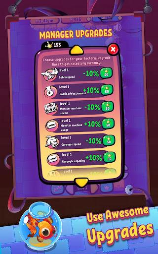 Idle Monster Factory apkdebit screenshots 15
